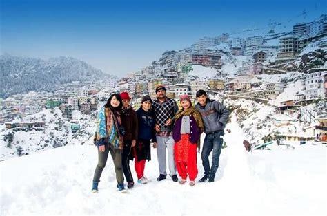 shimla  winter   guide   vacay