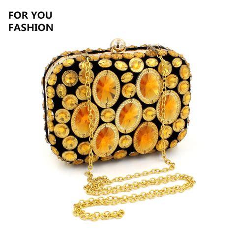 Kalung Mixed Pearl Handmade 2016 new arrival beaded evening bags metal purse handbags evening bags pearl handmade