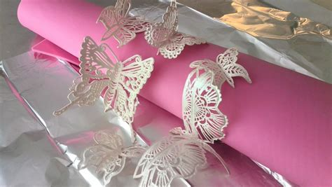 How To Make A 3d Butterfly Out Of Paper - how to make a 3d butterfly out of paper 28 images how