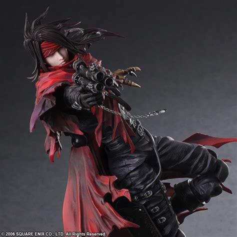 vincent play arts dirge of cerberus 174 vii play arts