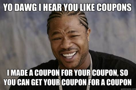 Coupon Meme - the 14 types of people you encounter at a restaurant