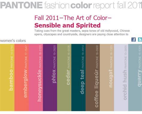 pantone color report sisterbatik pantone colour report fall 2011 trends
