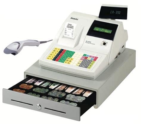 sam4s epos register barcode scanner till scanner