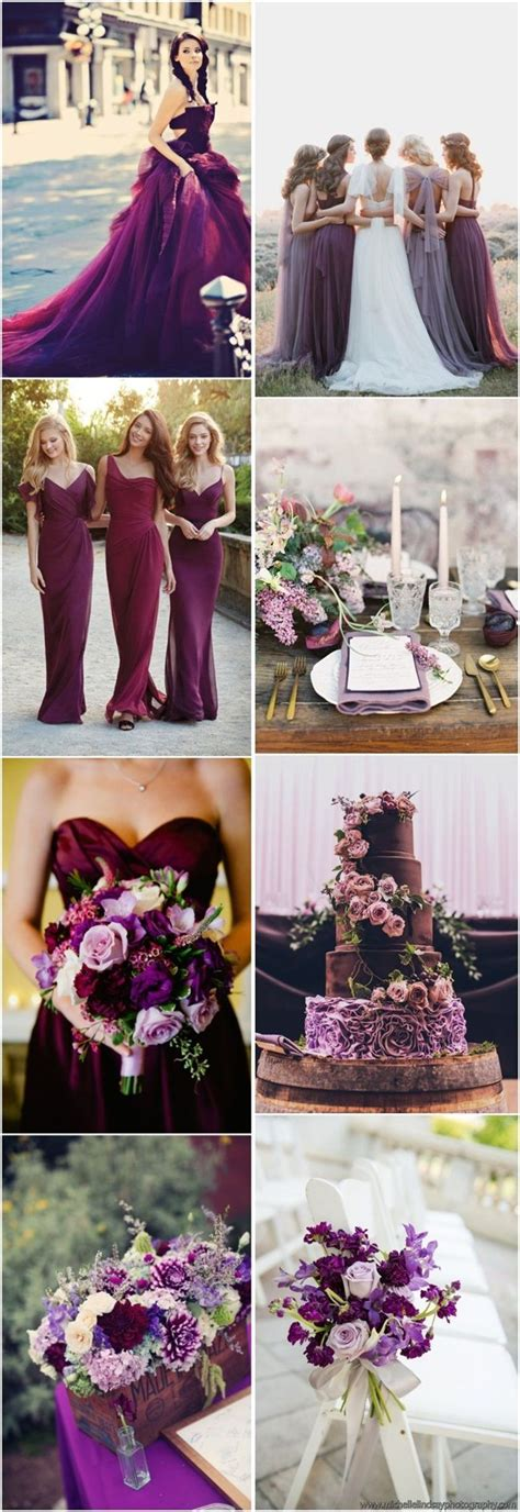 Purple Craze Fall 2007 Trend by Best 25 November Wedding Colors Ideas Only On