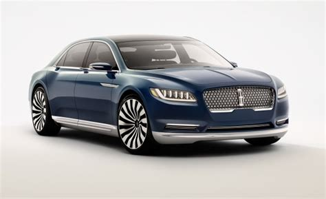 Performance Jeep Lincoln Luxury Not Performance At Lincoln And The Continental