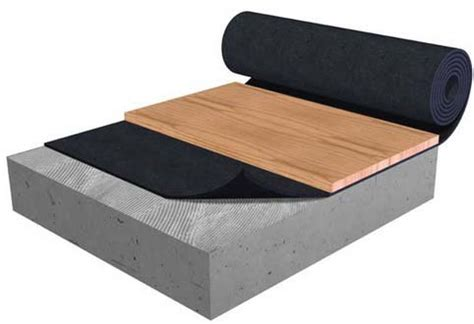 acoustic underlays suppliers soundproof acoustic underlay