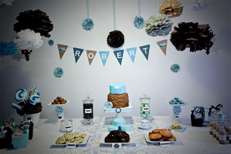 party themes baby boy bubble and sweet cookie and babychino 2nd birthday party