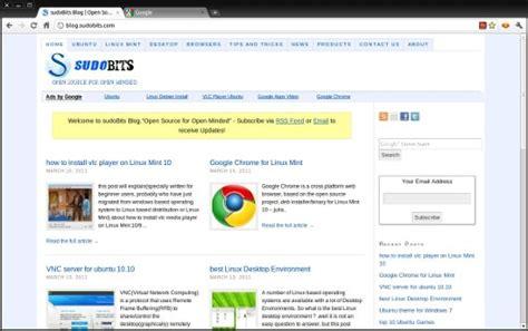 google snapshots top 10 ubuntu apps sudobits free and open source stuff