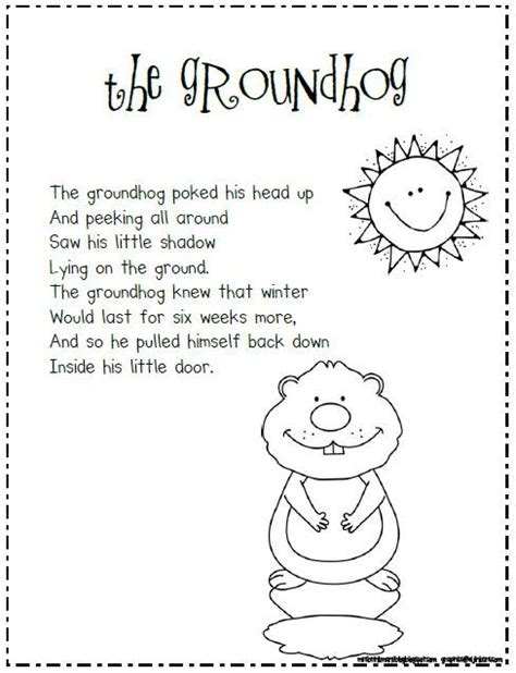 groundhog day kindergarten 1000 images about preschool groundhog day on
