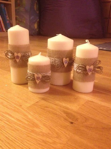 candele decorate a mano candele decorate a mano miei lavori