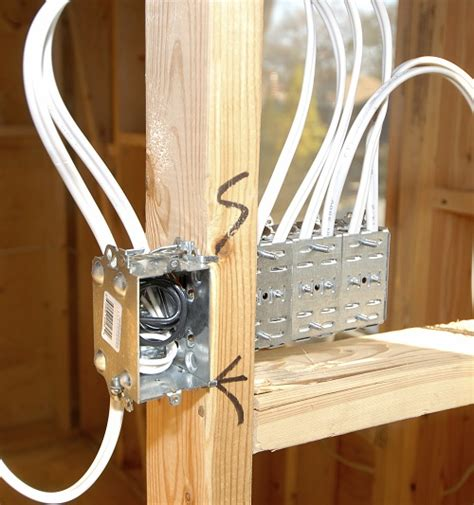 What Year Did Knob And Wiring Stop by Electrical Service New Construction Harry Electrician