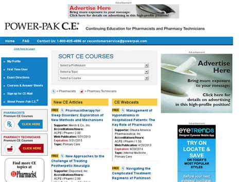 power apk information about powerpak power pak c e 174 continuing education for pharmacists and