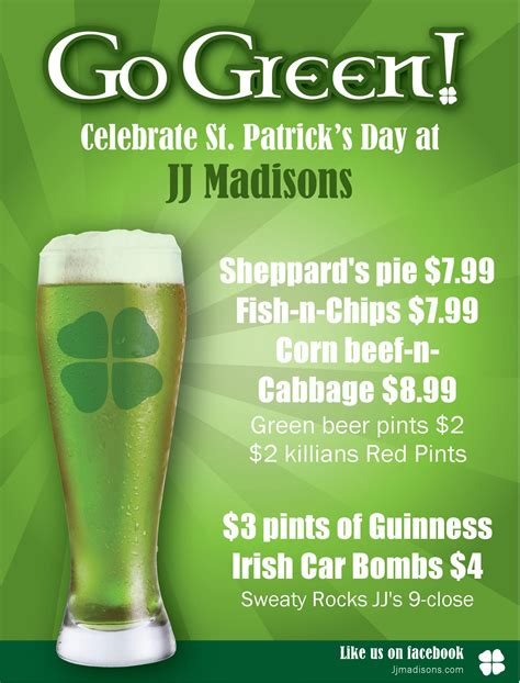 jj madisons all american grill and bar in mesa az st patts jj madisons all american grill 430 power rd