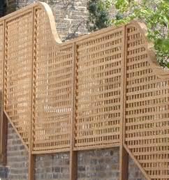 Trellis Panels Wooden Garden Furniture Structures Panels Gates