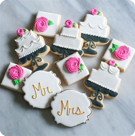 decoupage cake tutorial how to make decorated wedding cookies cakes mr mrs