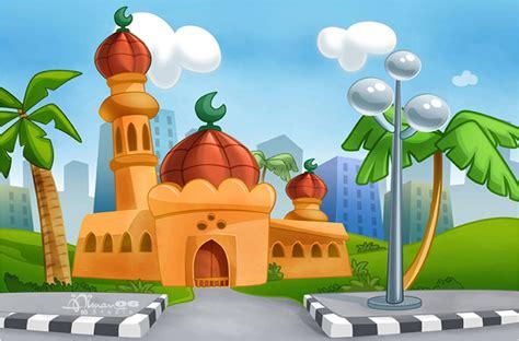 wallpaper animasi masjid gambar animasi masjid hd check out gambar animasi masjid