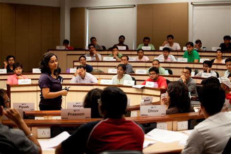 Mba In Family Business In India by Mip Exchange At The Indian School Of Business In Hyderabad