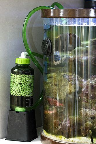 design aquarium filter diy nitrate filter reactor ultimatereef com diy