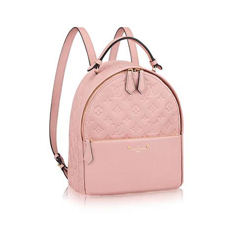 Louis Vuittonn Backpack sorbonne backpack monogram empreinte handbags louis