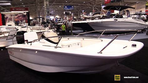 boston boat show 2017 2017 boston whaler 130 super sport motor boat walkaround
