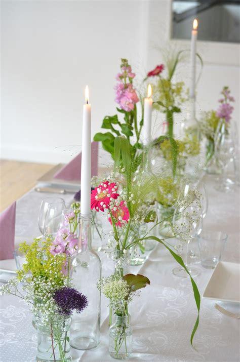 Einfache Tischdeko Selber Machen by 25 Best Ideas About Tischdeko Hochzeit Selber Machen On