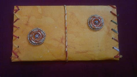 handmade gift shagun envelope shopping