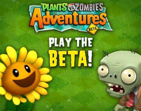 plants vs zombie en fomix plants vs zombies adventures en facebook neoteo
