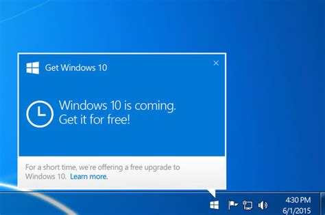 how to update to windows 10 reserve your free windows 10 upgrade download available