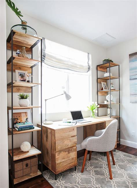 home interior shelves 25 ingenious ways to bring reclaimed wood into your home office