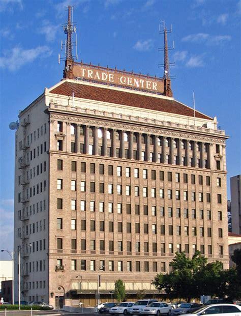 City Lights Fresno Ca by San Joaquin Light And Power Corporation Building