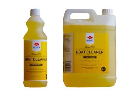 boat cleaning products uk wessex chemical factors products marine boat cleaner