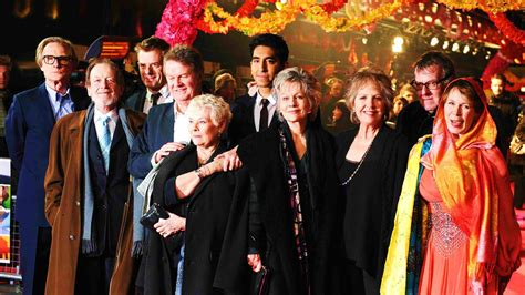 the best marigold hotel the second best marigold hotel 2015 directed by