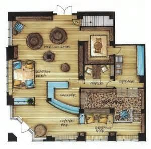 8 best floor plan rendering images on floor