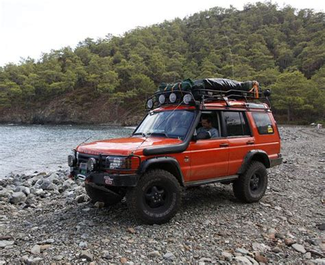 land rover off road wallpaper land rover discovery 2 off road image 114