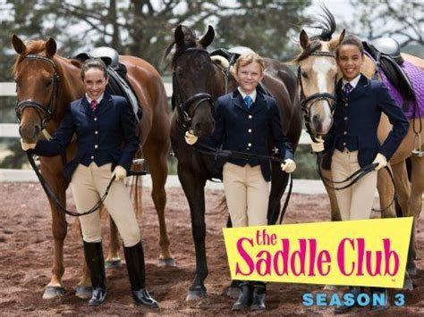 Saddle Up A Liza Wilcox Mystery the saddle club season 3 complete http www
