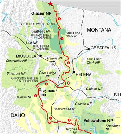 continental divide trail 2009
