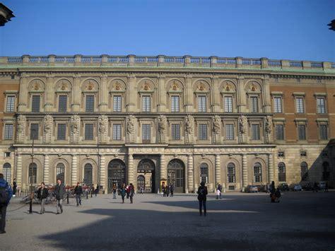 drop  sweden kungliga slottet  royal palace