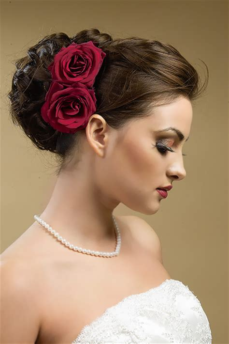 Updo Hairstyles For Weddings   Latest Hair Styles   Cute & Modern Hairstyles For Men & Women