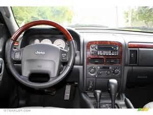 2002 jeep grand overland 4x4 interior photo