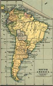 map south maps of south america