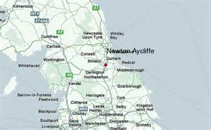 newton map newton aycliffe location guide