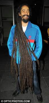 how long does bob marley hair last bob marley s son damian shows off dreadlocks that nearly