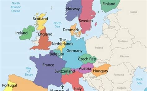 netherlands map in europe where is netherlands map