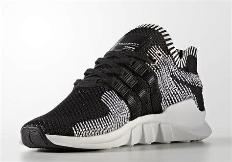 Original Adidas Eqt Racing Adv Primeknit Black White adidas eqt adv primeknit august 2017 colorways sneaker bar detroit
