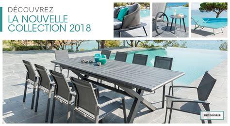 Salon De Jardin Hesperide 866 by Hesp 233 Ride Mobilier De Jardin Design Table Salon De Jardin