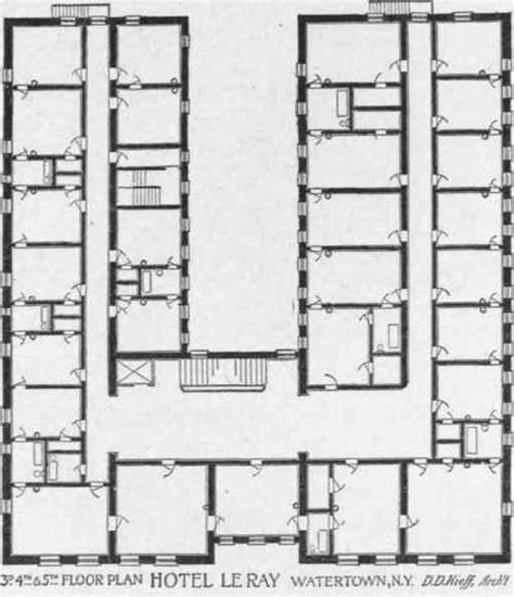 small hotel designs floor plans small hotel plans
