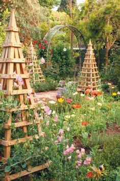 ideas for climbing rose supports 1000 images about garden obelisks on obelisks trellis and gardens