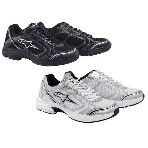 alpinestar shoes alpinestars crew shoes vented air mesh sport trainers ebay