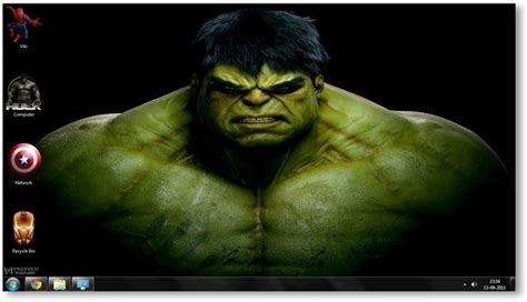 hulk themes for windows 8 1 windows 7 comics themes marvel comics theme for windows