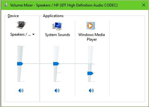 2 Audio Outputs Windows 10 by How To Set Per App Sound Outputs In Windows 10